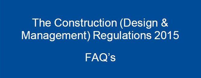 CDM (2015) FAQs